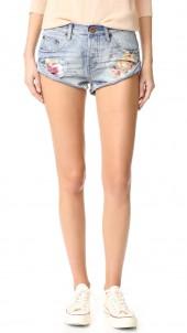 Orchid Bandit Shorts