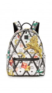 Stark Motif Rombi Backpack