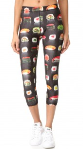 Soosh Capri Leggings