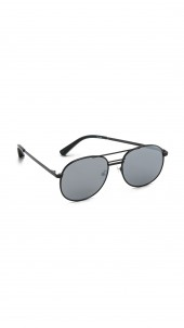 Watts Flat Lens Sunglasses