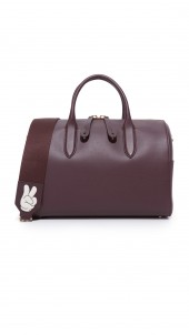 Vere Barrel Handbag