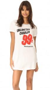 Unlimited Cuddles Pajama Dress