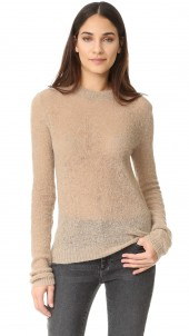Trixie Alpaca Sweater