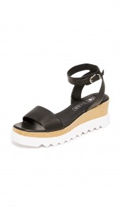 Tray Wedge Sandals