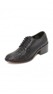 Topher Heeled Oxfords