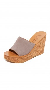 Timor Wedge Sandals
