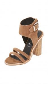 Tiki Heel Sandals