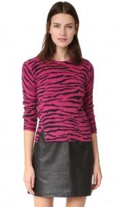 Tiger Stripe Cashmere Sweater