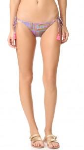Tie Full Bikini Bottoms