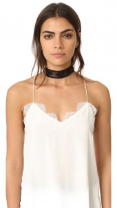 Tie Up Choker Necklace