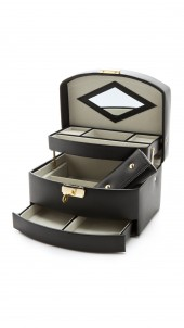 Three Level Jewelry Box