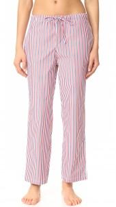 Thin Multistripe Marina Pajama Pants