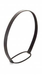 Thin Leather Headband