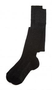 Thigh High Zig Zag Socks