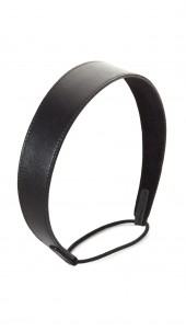 Thick Leather Headband