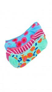 Tangier Floral Sock Set