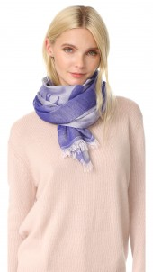 Swallow Degrade Scarf