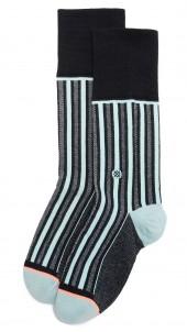 Stripe Up Socks