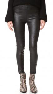 Faux Leather Never Let Go Leggings