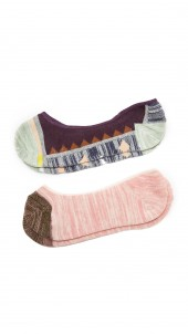 Spring Fling No Show Sock Two Pack