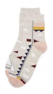 Spring Fling Mid Ankle Sock