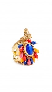 Spice Things Up Camel Ring