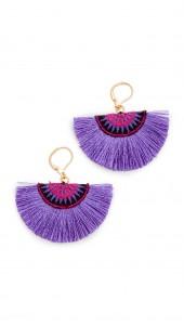 Sophie Fan Earrings