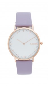 SoHo Leather Lilac Watch