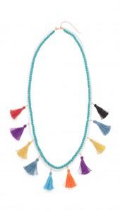 Sofia Tassel Layering Necklace