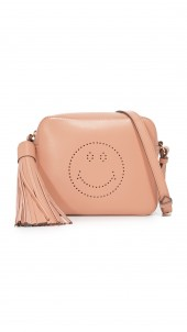 Smiley Cross Body Bag