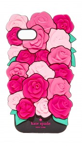 Silicone Roses iPhone 7 Case