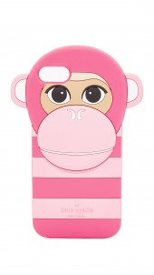 Silicone Monkey iPhone 7 Case