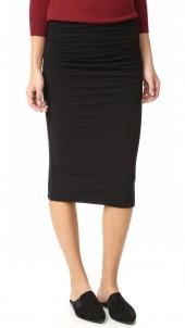 Shirred Tube Skirt