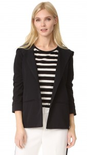 Shiri Hooded Blazer