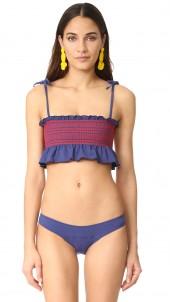 Selena Smocked Bikini Set