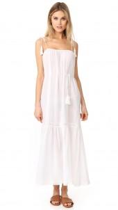 Sea Breeze Jade Dress