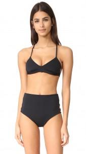 Scoop Neck Bikini
