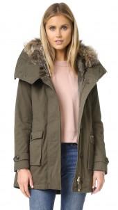 Scarlett Eskimo Coat