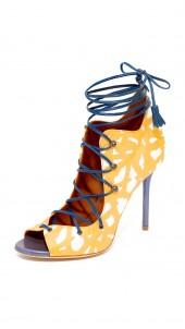 Savannah Lace Up Sandals