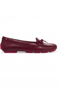 Ashby leather loafers
