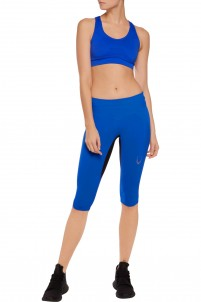 Core Performance cropped stretch-jersey leggings