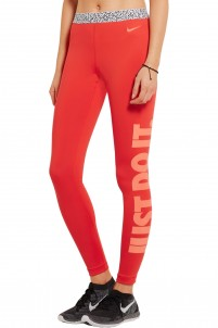 Pro Warm stretch-jersey leggings