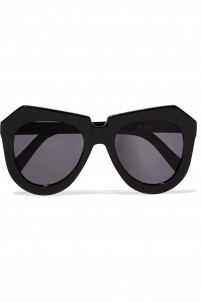 One Worship D-frame acetate sunglasses