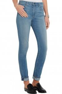 Wang 001 high-rise skinny jeans
