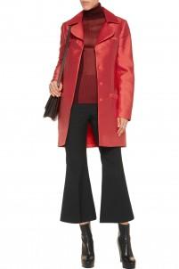 Faille coat