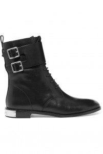 Grove leather ankle boots