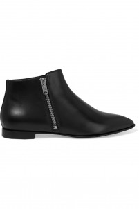 Blake leather ankle boots