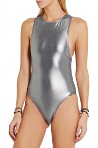 Samar metallic swimsuit