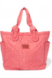 Tate medium embroidered shell tote