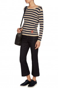 Irmine striped cotton sweater